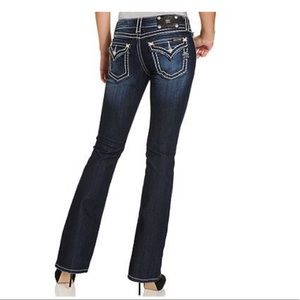 Studded Miss me jeans